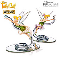 Disney I Do Believe In Fairies Figurine Collection