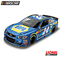 Chase Elliott No. 24 NAPA 2017 Diecast Car Collection