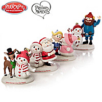 Precious Moments: Snow Much Fun Together Figurine Collection