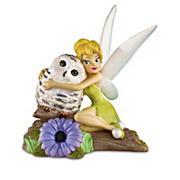 "Disney ""Owl Always Love You"" Tinker Bell Figurine Collection"