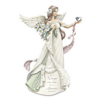 "Karen Hahn ""On Wings Of Love"" Angel Figurine Collection"