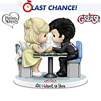 Grease Is Still The Word Figurine Collection