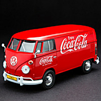 COCA-COLA Diecast Delivery Vehicle And Accessory Collection