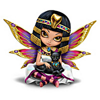 Jasmine Becket-Griffith Egyptian Fairy Queens Collection