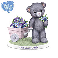 Tender Teddy Love Never Forgets Figurine Collection