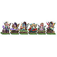A Fairy Magical Express Figurine Collection