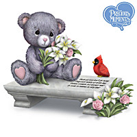 Tender Teddy Forever In My Heart Figurine Collection
