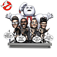 The Ghostbusters Chibi Figurine Collection