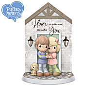 Precious Moments Our Happy Home Figurine Collection