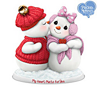 Precious Moments I Love You Snow Much Figurine Collection