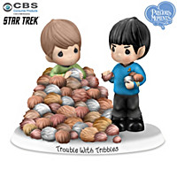 Space: The Final Frontier Figurine Collection