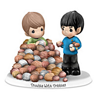 Precious Moments Figurines Inspired By STAR TREK TV Series