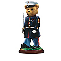 Faithful Fuzzies Semper Fi Figurine Collection