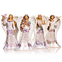 Angels Of Eternal Love By Lena Liu Figurine Collection