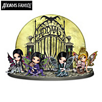 THE ADDAMS FAMILY Fairy Figurine Collection