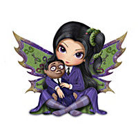 Jasmine Becket-Griffith THE ADDAMS FAMILY Fairy Collection