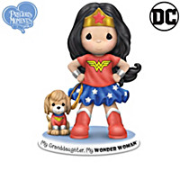 Precious Heroines Of DC Figurine Collection
