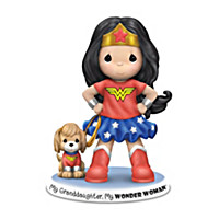 Precious Heroines Of DC Granddaughter Figurine Collection