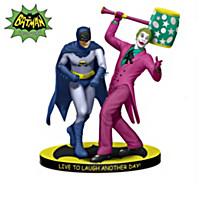 BATMAN Villains, Oh My! Sculpture Collection