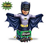 BATMAN Springs Into Action Figurine Collection