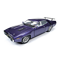 1:18-Scale Plymouth RTS Muscle Car Diecast Car Collection