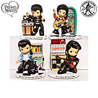 Precious Moments Jukin\' With The King Figurine Collection