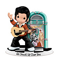 "Elvis ""Jukin' With The King"" Figurine Collection"