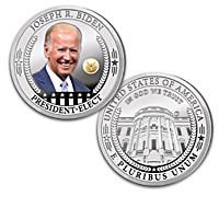 Joseph Biden Proof Coin Collection