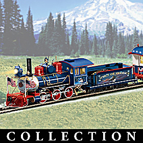 The Spirit Of America Train Collection