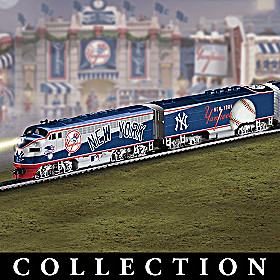 New York Yankees Express Train Collection