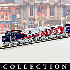 Houston Texans Express Train Collection