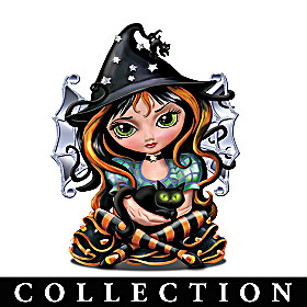 Jasmine Becket-Griffith Bewitching Tales Figurine Collection