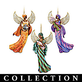 The Lord's Blessings Ornament Collection