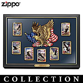 Let Freedom Light The Way Zippo® Lighter Collection