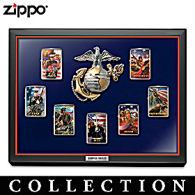 Semper Fidelis Zippo® Lighter Collection