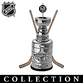 Los Angeles Kings® Stanley Cup® Ornament Collection
