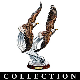 Majesty In Flight Sculpture Collection
