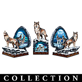 Sacred Wilderness Bookends Collection