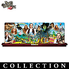 THE WIZARD OF OZ Collector Plate Collection