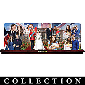 The Royal Family Collector Plate Collection