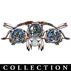 Wilderness Guardians Collector Plate Collection