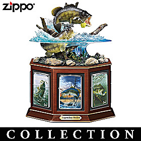 Legendary Strikes Zippo® Lighter Collection