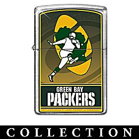 A History Of Champions Packers Zippo® Lighter Collection
