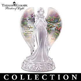 Thomas Kinkade Heavenly Blessings Figurine Collection