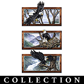 Majesty Of The Sky Wall Decor Collection