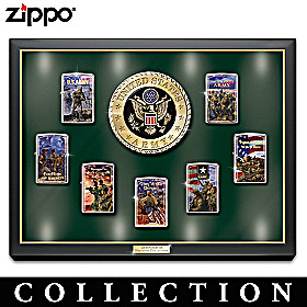 Defenders Of Freedom Zippo® Lighter Collection