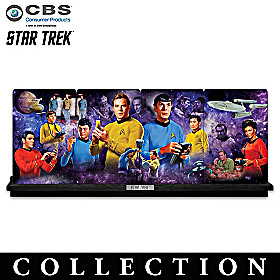 STAR TREK: The Exploration Collector Plate Collection