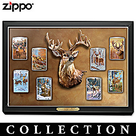 Forest Kings Zippo® Lighter Collection
