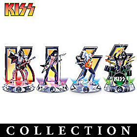 KISS Destroyer Figurine Collection
