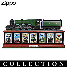 Flying Scotsman Zippo® Lighter Collection